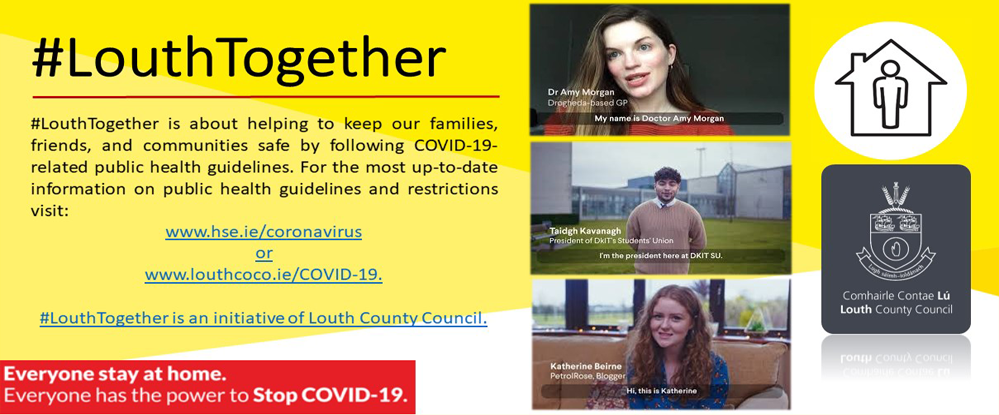 #LouthTogether
