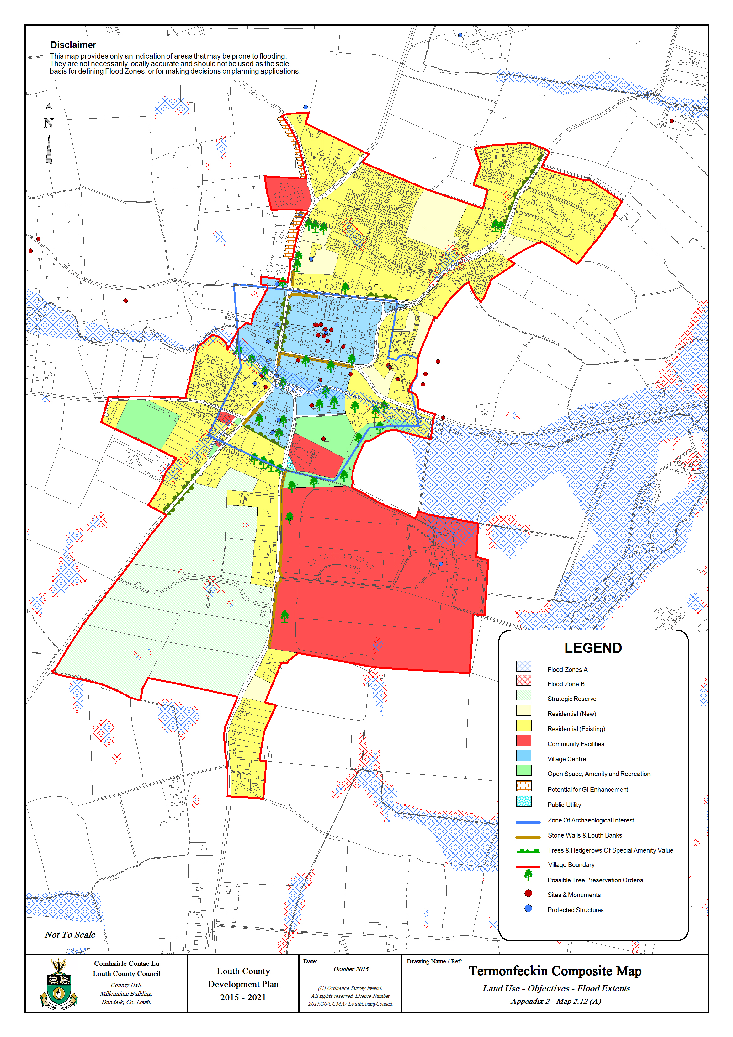Councils maps boundaries in dating